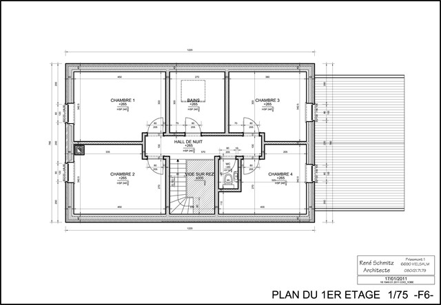 Alhoumont for Grondplannen woningen